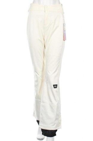 Дамски панталон за зимни спортове O'neill, Размер L, Цвят Екрю, Полиестер, Цена 82,17лв.