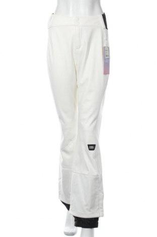 Дамски панталон за зимни спортове O'neill, Размер M, Цвят Екрю, Полиестер, Цена 82,17лв.