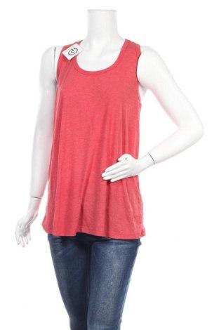 Γυναικείο αμάνικο μπλουζάκι Athletic Works, Μέγεθος XXL, Χρώμα Κόκκινο, 65% πολυεστέρας, 35% βισκόζη, Τιμή 4,16€