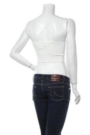 Γυναικείο αμάνικο μπλουζάκι BDG, Μέγεθος M, Χρώμα Εκρού, 94% πολυαμίδη, 6% ελαστάνη, Τιμή 12,37€