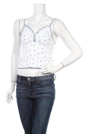 Γυναικείο αμάνικο μπλουζάκι BDG, Μέγεθος L, Χρώμα Λευκό, 95% βαμβάκι, 5% ελαστάνη, Τιμή 7,22€