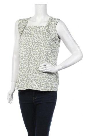 Γυναικείο αμάνικο μπλουζάκι Collection L, Μέγεθος M, Χρώμα Πράσινο, 50% βαμβάκι, 50% μοντάλ, Τιμή 10,39€