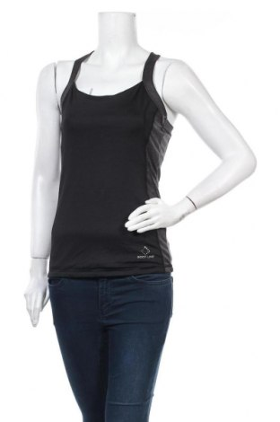 Γυναικείο αμάνικο μπλουζάκι Crivit, Μέγεθος M, Χρώμα Γκρί, 88% πολυεστέρας, 12% ελαστάνη, Τιμή 9,25€