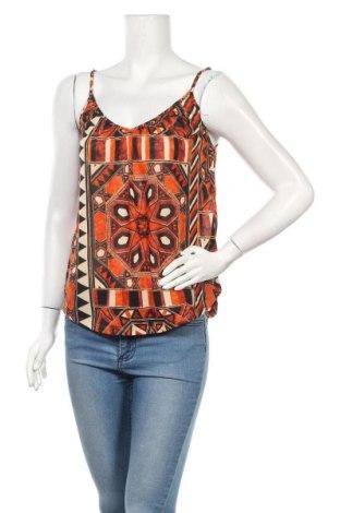 Γυναικείο αμάνικο μπλουζάκι H&M Conscious Collection, Μέγεθος S, Χρώμα Πολύχρωμο, 100% πολυεστέρας, Τιμή 8,64€