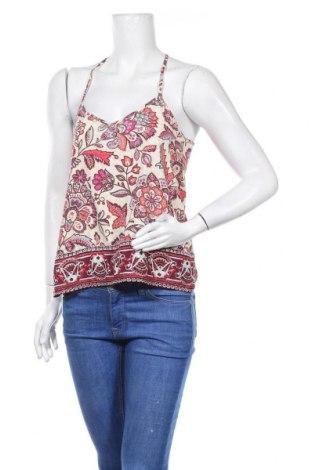 Γυναικείο αμάνικο μπλουζάκι Hollister, Μέγεθος XS, Χρώμα Πολύχρωμο, Πολυεστέρας, Τιμή 6,75€