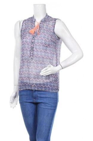 Γυναικείο αμάνικο μπλουζάκι Jean Pascale, Μέγεθος S, Χρώμα Πολύχρωμο, Πολυεστέρας, Τιμή 8,64€