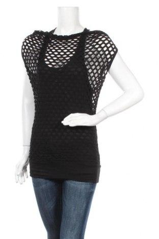 Γυναικεία μπλούζα Madonna, Μέγεθος M, Χρώμα Μαύρο, Τιμή 8,02€