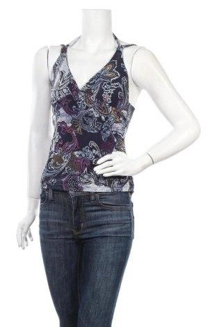 Γυναικείο αμάνικο μπλουζάκι Mexx, Μέγεθος S, Χρώμα Μπλέ, Πολυαμίδη, Τιμή 9,94€