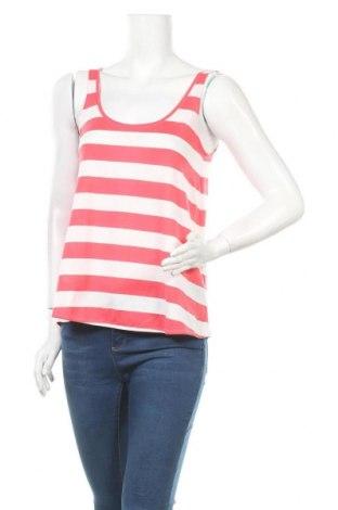 Γυναικείο αμάνικο μπλουζάκι Petit Bateau, Μέγεθος S, Χρώμα Ρόζ , Βαμβάκι, Τιμή 11,56€
