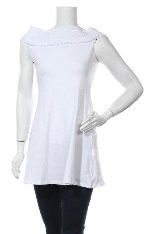 Туника Twintip, Размер L, Цвят Бял, 95% памук, 5% еластан, Цена 31,50лв.