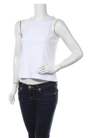 Дамски потник Zign, Размер L, Цвят Бял, 95% памук, 5% еластан, Цена 8,68лв.