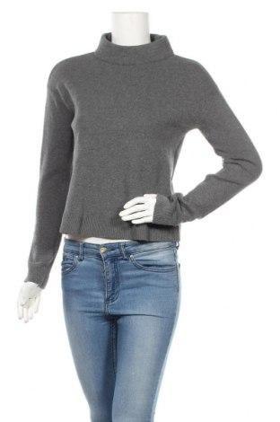 Дамски пуловер & Other Stories, Размер S, Цвят Сив, 65% памук, 35% вълна, Цена 50,25лв.