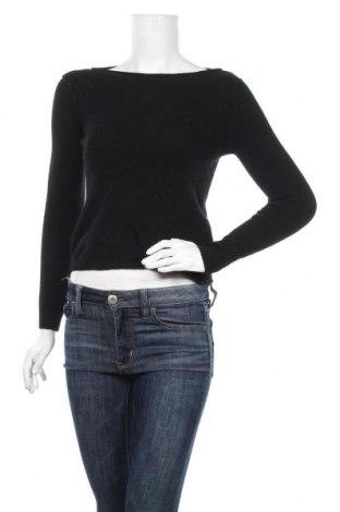 Дамски пуловер American Vintage, Размер XS, Цвят Черен, Цена 56,24лв.