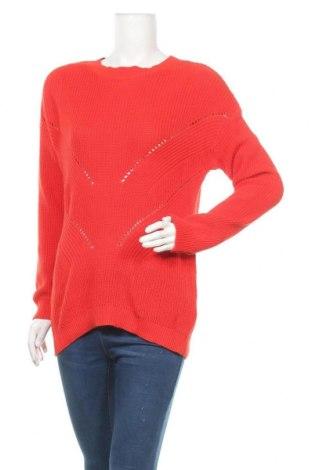 Дамски пуловер Aniston, Размер S, Цвят Червен, Памук, Цена 25,60лв.