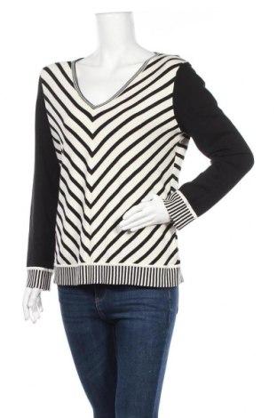 Дамски пуловер Betty Barclay, Размер L, Цвят Черен, 77% вискоза, 20% полиамид, 3% еластан, Цена 43,20лв.