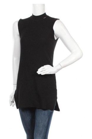 Дамски пуловер Bruno Banani, Размер M, Цвят Черен, 70% вискоза, 30% полиамид, Цена 40,02лв.