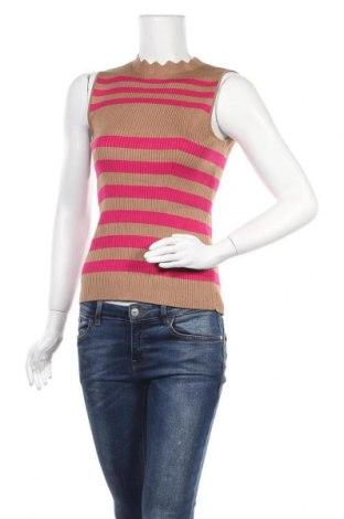 Дамски пуловер Comma,, Размер M, Цвят Бежов, 78% вискоза, 22% полиамид, Цена 51,62лв.