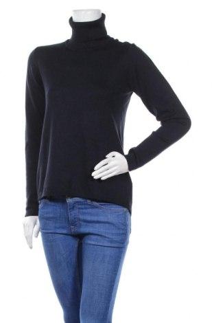 Pulover de femei Culture, Mărime XS, Culoare Albastru, 82% viscoză, 18% elastan, Preț 56,74 Lei