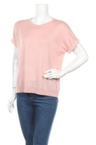 Дамска блуза DKNY, Размер S, Цвят Розов, Цена 30,24лв.