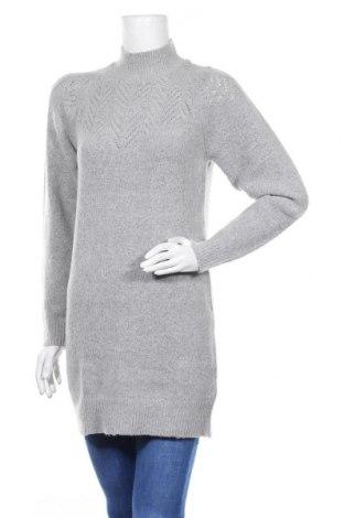 Дамски пуловер Dorothy Perkins, Размер M, Цвят Сив, 74% акрил, 23% полиамид, 3% еластан, Цена 22,40лв.