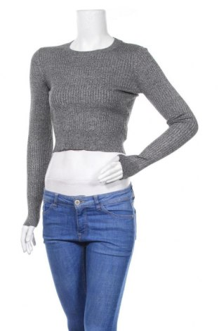 Pulover de femei Even&Odd, Mărime L, Culoare Gri, 81% viscoză, 19% poliamidă, Preț 16,94 Lei