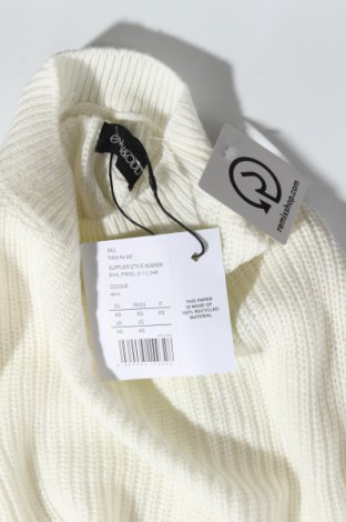 Дамски пуловер Even&Odd, Размер XS, Цвят Бял, Полиакрил, Цена 17,60лв.