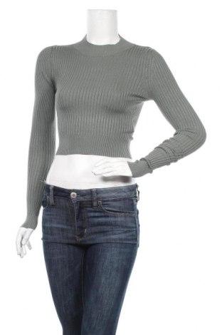 Дамски пуловер Even&Odd, Размер S, Цвят Зелен, 81% вискоза, 19% полиамид, Цена 19,60лв.