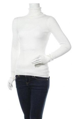 Дамски пуловер Even&Odd, Размер S, Цвят Бял, 81% вискоза, 19% полиамид, Цена 36,75лв.