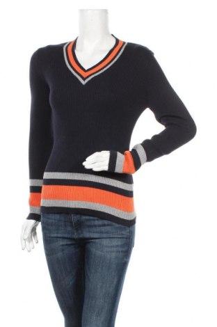 Дамски пуловер Giorgio Di Mare, Размер L, Цвят Син, Памук, Цена 96,75лв.