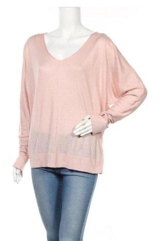 Γυναικείο πουλόβερ H&M, Μέγεθος M, Χρώμα Ρόζ , 50% βισκόζη, 50%ακρυλικό, Τιμή 5,57€