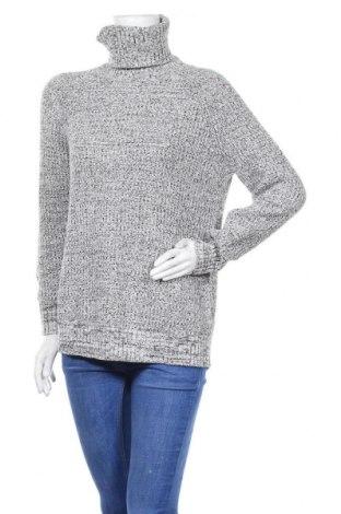 Дамски пуловер H&M L.O.G.G., Размер S, Цвят Сив, 48% памук, 29% полиамид, 20% вискоза, 3% вълна от алпака, Цена 24,00лв.