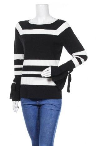 Дамски пуловер INC International Concepts, Размер XL, Цвят Черен, 65% вискоза, 35% полиамид, Цена 68,00лв.