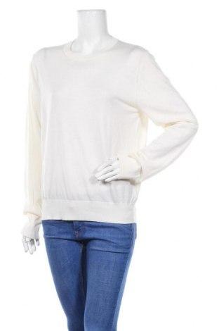 Дамски пуловер Iro, Размер M, Цвят Екрю, Мерино, Цена 121,77лв.