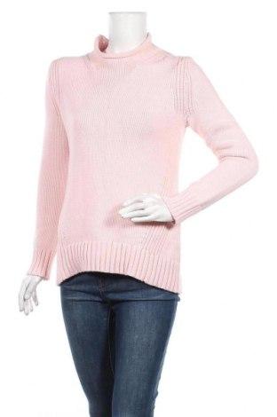 Pulover de femei J.Crew, Mărime XS, Culoare Roz, 72% bumbac, 28% poliamidă, Preț 70,46 Lei