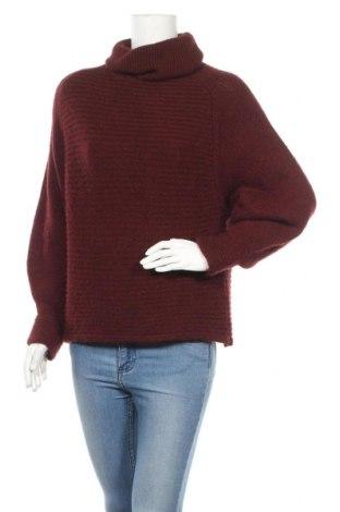 Дамски пуловер Mango, Размер M, Цвят Червен, Цена 24,00лв.