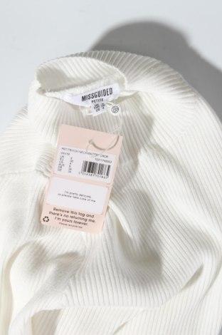 Дамски пуловер Missguided, Размер S, Цвят Бял, 70% вискоза, 30% полиамид, Цена 33,00лв.