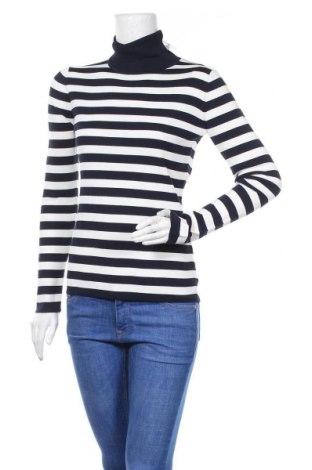 Дамски пуловер Nikkie, Размер L, Цвят Син, 67% вискоза, 33% полиамид, Цена 51,68лв.