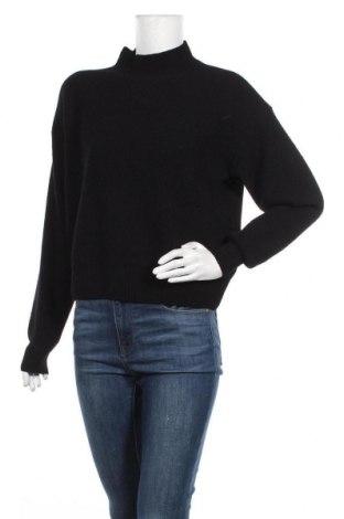 Дамски пуловер ONLY, Размер S, Цвят Черен, Полиестер, Цена 20,80лв.