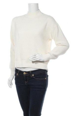 Дамски пуловер ONLY, Размер S, Цвят Екрю, Полиестер, Цена 40,50лв.