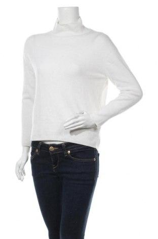 Дамски пуловер Rich & Royal, Размер XS, Цвят Екрю, 47% вълна, 30% вискоза, 15% полиамид, 8% кашмир, Цена 96,75лв.