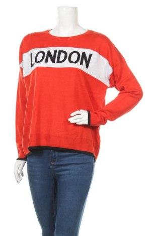 Дамски пуловер Simply Be, Размер XL, Цвят Оранжев, Акрил, Цена 23,60лв.