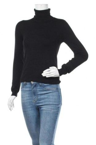 Дамски пуловер Vero Moda, Размер S, Цвят Черен, 50% вискоза, 27% полиамид, 23% полиестер, Цена 23,60лв.