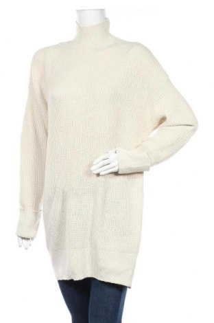 Дамски пуловер Vero Moda, Размер M, Цвят Бежов, Полиестер, Цена 27,28лв.