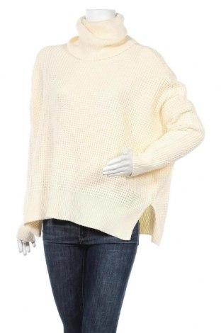 Дамски пуловер Vero Moda, Размер S, Цвят Екрю, Акрил, Цена 25,60лв.