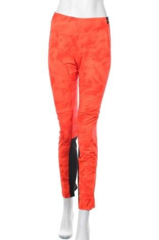 Γυναικείο αθλητικό παντελόνι Adidas, Μέγεθος S, Χρώμα Πορτοκαλί, 90% πολυεστέρας, 10% ελαστάνη, Τιμή 28,90€