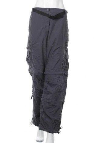 Дамски спортен панталон Rodeo, Размер L, Цвят Сив, Полиамид, Цена 8,40лв.