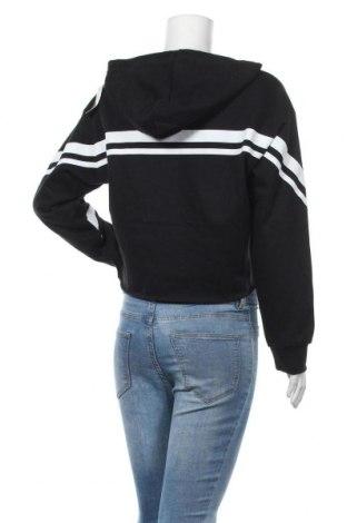 Γυναικείο φούτερ Bench, Μέγεθος S, Χρώμα Μαύρο, 60% βαμβάκι, 40% πολυεστέρας, Τιμή 19,13€