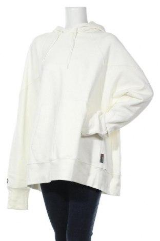 Γυναικείο φούτερ Converse, Μέγεθος XL, Χρώμα Εκρού, Βαμβάκι, Τιμή 22,70€