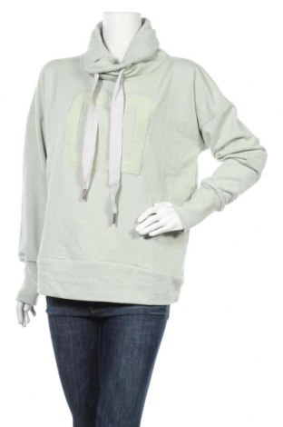 Γυναικείο φούτερ Elbsand, Μέγεθος M, Χρώμα Πράσινο, 65% βαμβάκι, 35% πολυεστέρας, Τιμή 24,52€