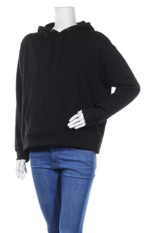 Дамски суичър Even&Odd, Размер M, Цвят Черен, 60% памук, 40% полиестер, Цена 20,80лв.